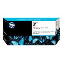 HP 81 - magenta clair - tête d'impression avec nettoyeur