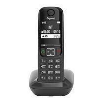 Siemens Téléphone sans fil Gigaset AS690 - noir