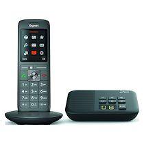 Siemens Téléphone répondeur sans fil Gigaset CL660A