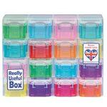 really useful box  Really-useful-box Organiseur de 16 boîtes plastique... par LeGuide.com Publicité