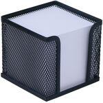 wedo  Wedo Bloc cube avec boîtier 'Office', fil métallique, noir... par LeGuide.com Publicité