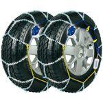 michelin  Michelin 2 Chaînes Neige Michelin Extrem Grip Automatic 4x4 80... par LeGuide.com Publicité