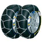 michelin  Michelin 2 Chaînes Neige Michelin Extrem Grip 110 Pour trouver... par LeGuide.com Publicité