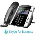 polycom  Polycom VVX 601 MS Skype for Business Polycom VVX 601 MS Skype... par LeGuide.com Publicité