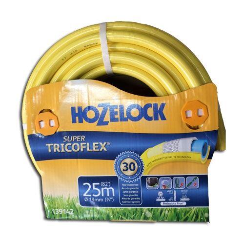 HOZELOCK Tuyau arrosage Super Tricoflex HOZELOCK ø 19, Lg 25m