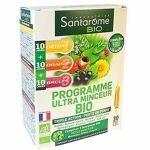 santarome  Santarome bio programme ultra minceur 30 ampoules Pour une triple... par LeGuide.com Publicité