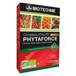 biotechnie  Biotechnie Phytaforce bio 20 ampoules Complexe de plantes fortifiantes... par LeGuide.com Publicité