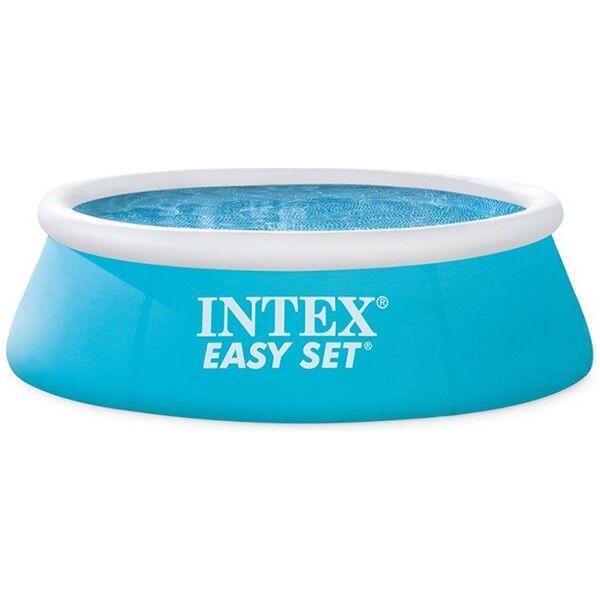 Intex Piscine autoportante Piscine autoportante Easy Set - Ronde - 1,83 m x 0,51 m - Intex