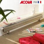 acova  ACOVA Radiateur chauffage central ACOVA - FASSANE Pack plinthe 627W... par LeGuide.com Publicité