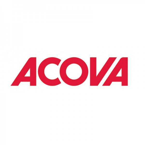 ACOVA Kit de 2 raccords Multicouche Ø16x2,25 mm sans écrou - ACOVA 842170