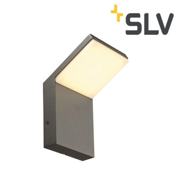 SLV Applique Extérieure LED anthracite ORDI - SLV 232905