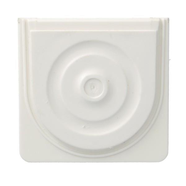 HAGER cubyko Entrée tube câble blanc HAGER WNA691B