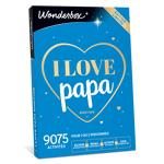 wonderbox  Wonderbox Coffret cadeau I love Papa Émotion - Wonderbox I love... par LeGuide.com Publicité