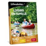 wonderbox  Wonderbox Coffret cadeau Loisirs en famille - Wonderbox Loisirs... par LeGuide.com Publicité