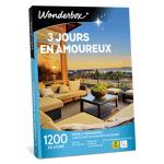 wonderbox  Wonderbox Coffret cadeau 3 jours en amoureux - Wonderbox 3 jours... par LeGuide.com Publicité