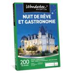 wonderbox  Wonderbox Coffret cadeau Nuit de rêve et gastronomie - Wonderbox... par LeGuide.com Publicité