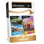 wonderbox  Wonderbox Coffret cadeau Escapade en duo + Moments en duo -... par LeGuide.com Publicité
