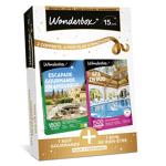 wonderbox  Wonderbox Coffret cadeau Escapade gourmande en amoureux + Spa... par LeGuide.com Publicité