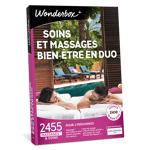 wonderbox  Wonderbox Coffret cadeau Soins et Massages Bien-Être en duo... par LeGuide.com Publicité