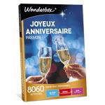 wonderbox  Wonderbox Coffret cadeau Joyeux anniversaire Passion - Wonderbox... par LeGuide.com Publicité