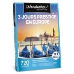 wonderbox  Wonderbox Coffret cadeau 3 jours prestige en Europe - Wonderbox... par LeGuide.com Publicité