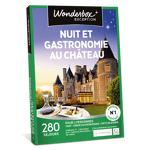 wonderbox  Wonderbox Coffret cadeau Nuit et gastronomie au château - Wonderbox... par LeGuide.com Publicité