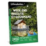 wonderbox  Wonderbox Coffret cadeau Week-end insolite et gourmand - Wonderbox... par LeGuide.com Publicité