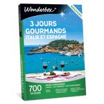 wonderbox  Wonderbox Coffret cadeau 3 jours gourmands Italie et Espagne... par LeGuide.com Publicité