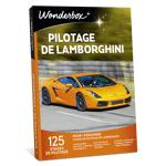 wonderbox  Wonderbox Coffret cadeau Pilotage de Lamborghini - Wonderbox... par LeGuide.com Publicité