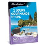 wonderbox  Wonderbox Coffret cadeau 2 jours gourmands et spa - Wonderbox... par LeGuide.com Publicité