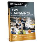 wonderbox  Wonderbox Coffret cadeau Fun & sensations - Wonderbox Fun... par LeGuide.com Publicité