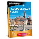 wonderbox  Wonderbox Coffret cadeau Coups de cur à Lille - Wonderbox Coups... par LeGuide.com Publicité