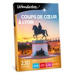 wonderbox  Wonderbox Coffret cadeau Coups de cur à Lyon - Wonderbox Coups... par LeGuide.com Publicité