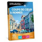 wonderbox  Wonderbox Coffret cadeau Coups de cur à Rennes - Wonderbox Coups... par LeGuide.com Publicité