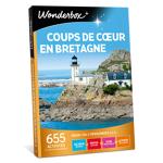 wonderbox  Wonderbox Coffret cadeau Coups de cur en Bretagne - Wonderbox... par LeGuide.com Publicité
