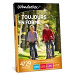 wonderbox  Wonderbox Coffret cadeau Toujours en forme - Wonderbox Toujours... par LeGuide.com Publicité