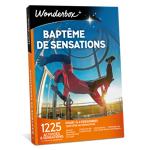 wonderbox  Wonderbox Coffret cadeau Baptême de sensations - Wonderbox Baptême... par LeGuide.com Publicité