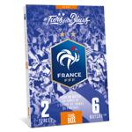 wonderbox  Wonderbox Coffret cadeau Equipe de France de Football - Wonderbox... par LeGuide.com Publicité