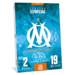 wonderbox  Wonderbox Coffret cadeau OM - Olympique de Marseille - Wonderbox... par LeGuide.com Publicité