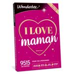 wonderbox  Wonderbox Coffret cadeau I love Maman Émotion - Wonderbox I... par LeGuide.com Publicité