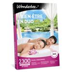 wonderbox  Wonderbox Coffret cadeau Bien-Être en duo - Wonderbox Bien-Être... par LeGuide.com Publicité