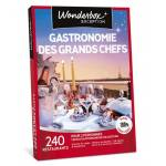 wonderbox  Wonderbox Coffret cadeau Gastronomie des grands Chefs - Wonderbox... par LeGuide.com Publicité