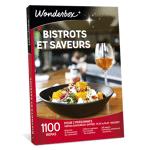 wonderbox  Wonderbox Coffret cadeau Bistrots et saveurs - Wonderbox Bistrots... par LeGuide.com Publicité