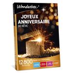 wonderbox  Wonderbox Coffret cadeau Joyeux anniversaire de rêve - Wonderbox... par LeGuide.com Publicité