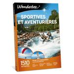 wonderbox  Wonderbox Coffret cadeau Sportives et aventurières - Wonderbox... par LeGuide.com Publicité