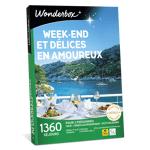 wonderbox  Wonderbox Coffret cadeau Week-end et délices en amoureux - Wonderbox... par LeGuide.com Publicité