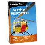 wonderbox  Wonderbox Coffret cadeau Baptême Hélicoptère - Wonderbox Baptême... par LeGuide.com Publicité