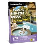 wonderbox  Wonderbox Coffret cadeau Évasion bien-être en duo - Wonderbox... par LeGuide.com Publicité