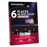 wonderbox  Wonderbox Coffret cadeau 6 Places de spectacles découverte -... par LeGuide.com Publicité