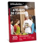 wonderbox  Wonderbox Coffret cadeau Ateliers de cuisine - Wonderbox Ateliers... par LeGuide.com Publicité